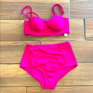 Retro style Topshop bikini